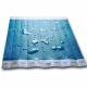 Vandafvisende tyvek papirarmbånd uden tryk