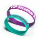 Skræddersyede silikonearmbånd design selv