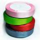 Båndruller i forskellige farver til fremstilling af festivalarmbånd