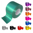 Mållinje bånd i forskellige farver