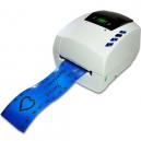 JMB4+ termisk printer med et kranesbånd udskrives