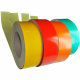 Reflekterende klæbebånd i forskellige farver