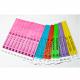 Trykt papirarmbånd i forskellige farver