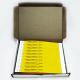 Boks med 1000 festivalarmbånd af tyvek syntetisk papir