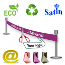 Miljøvenligt, økologisk og bæredygtigt indvielsesbånd Via eMail.
