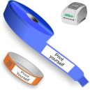 Direkte termiske armbånd til printer JMB4+