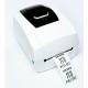 Termisk printer JMB4+ udskrivning på hvide entrebilletter