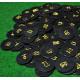Plast mønter fortløbende nummererede
