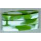 Trykte gummiarmbånd med hvirvel marmor effekt