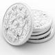 Aluminium poletter og aluminium mønter