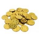 Mønter  lavet af messing