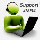 Teknisk support til JMB4+
