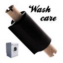Folier til trykning med termiske overførselsprintere på vaskeplejemærkater