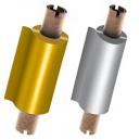 Folier i guld og sølv til termisk overførsel printer JMB4