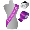 Udskriv dine ordensbånd på et JMB4 print system