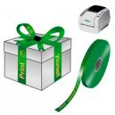 Udskriv selv gavebånd på en JMB4 termisk printer