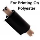 Folier til trykning med en termisk overførselsprinter på polyester