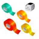 Rulle af reflekterende klæbebånd til JMB4 termisk overførsel printer
