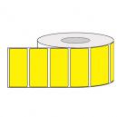 Ruller af farvede klistermærker til termisk overførsel