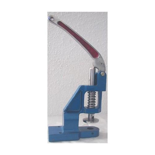 Bordpresser værktøj til presning af krymperinge på tekstilarmbånd