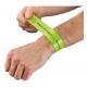 Slap wrap armbånd med trykning på håndleddet