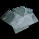 Kortlommer lavet af gennemsigtig PVC