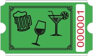 Drink rulle - Grøn
